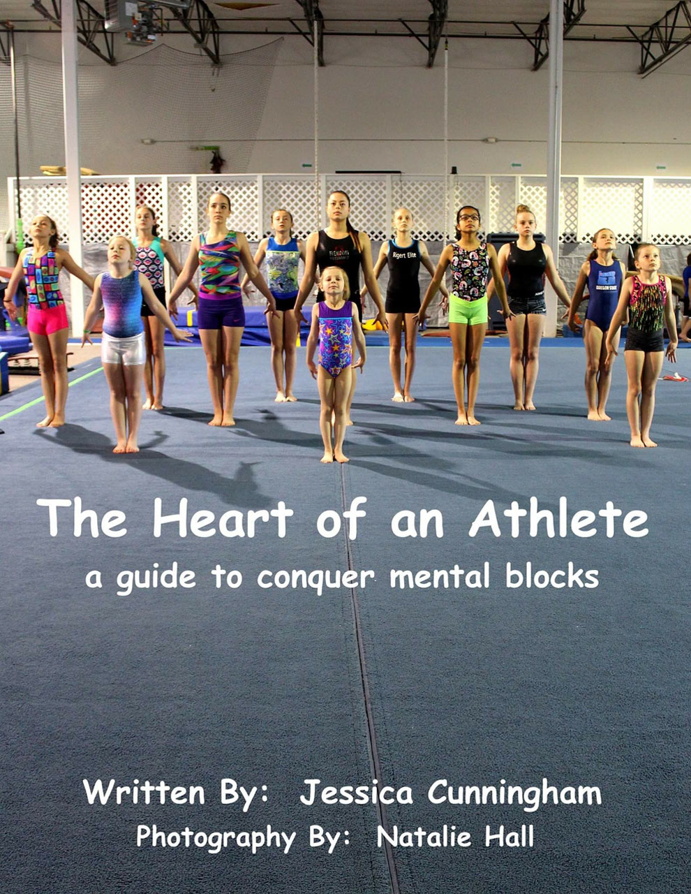 The book Heart of an Athlete Front Cover Image