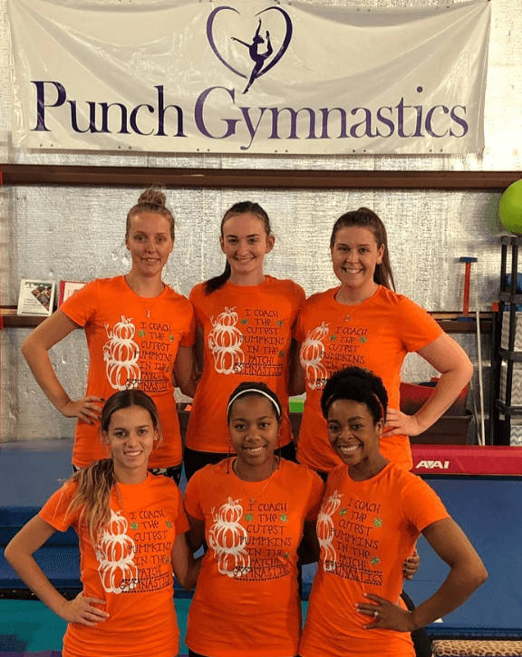 Our Gymnastic Coaches in Houma Image
